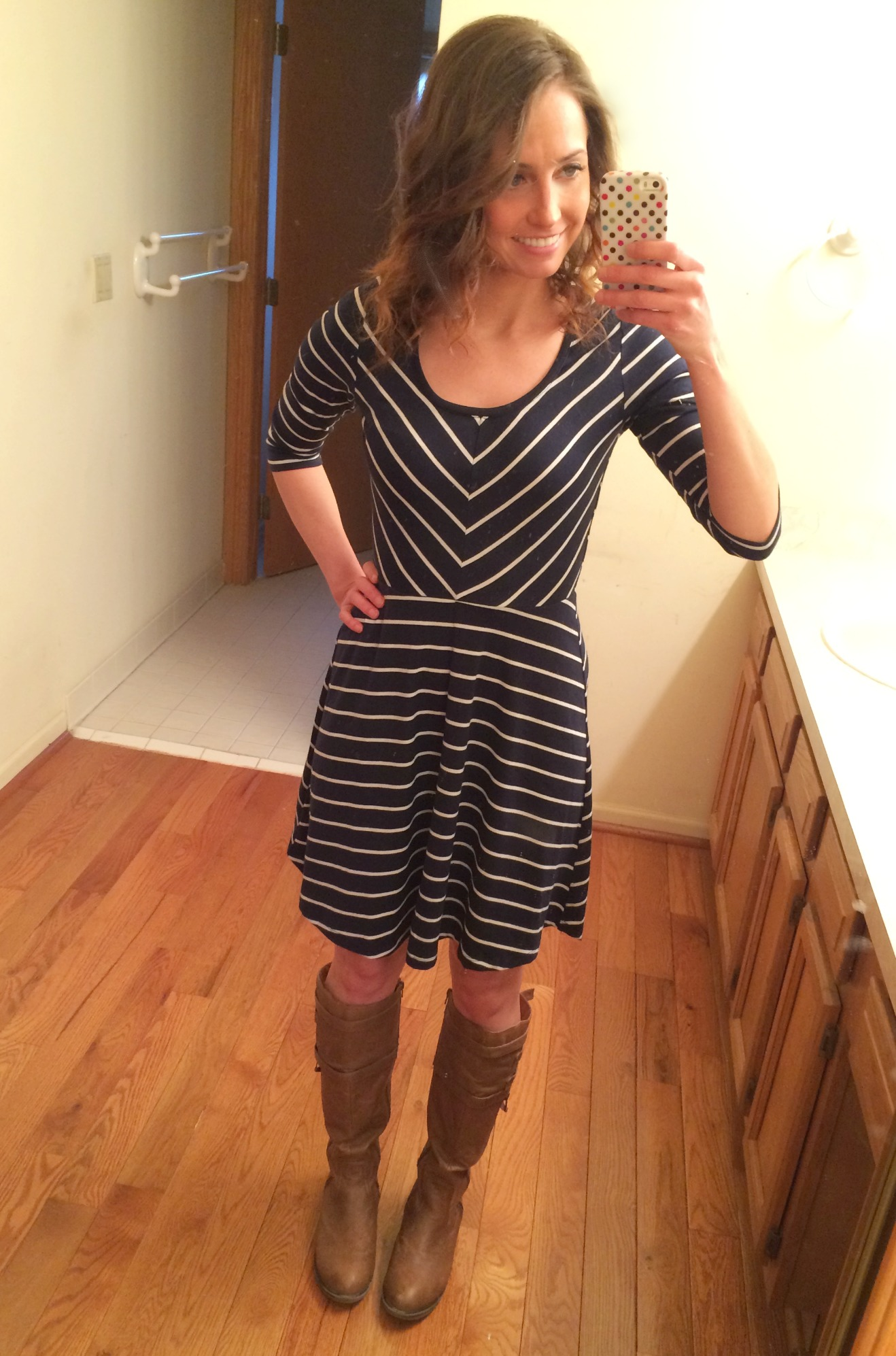 stitch fix market & spruce 34 dress