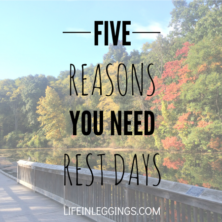 why rest days are important