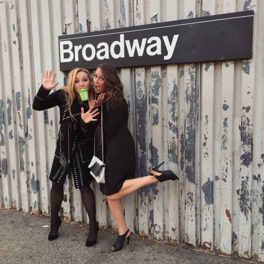 Broadway with Lauren