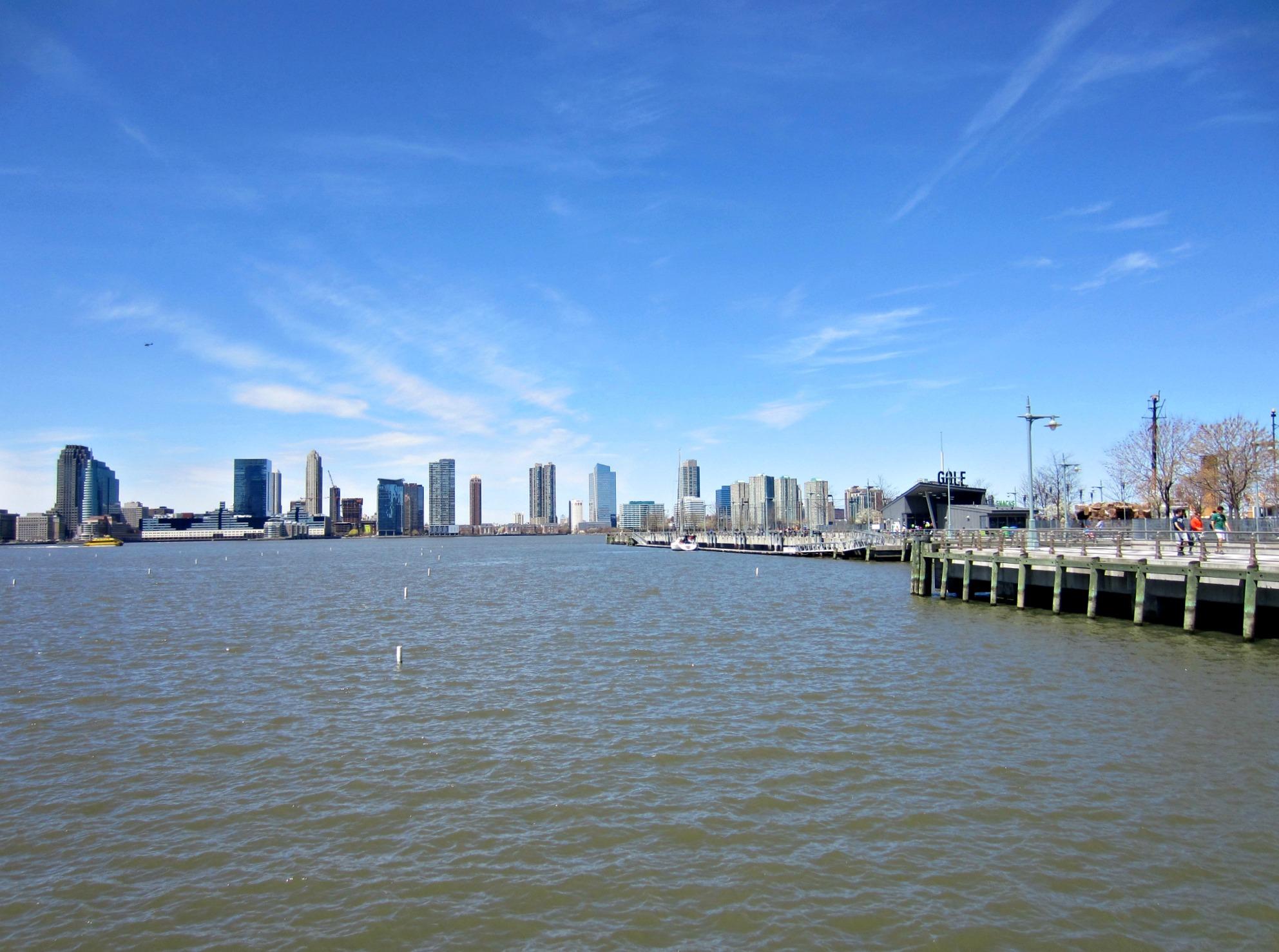 Hudson River new york