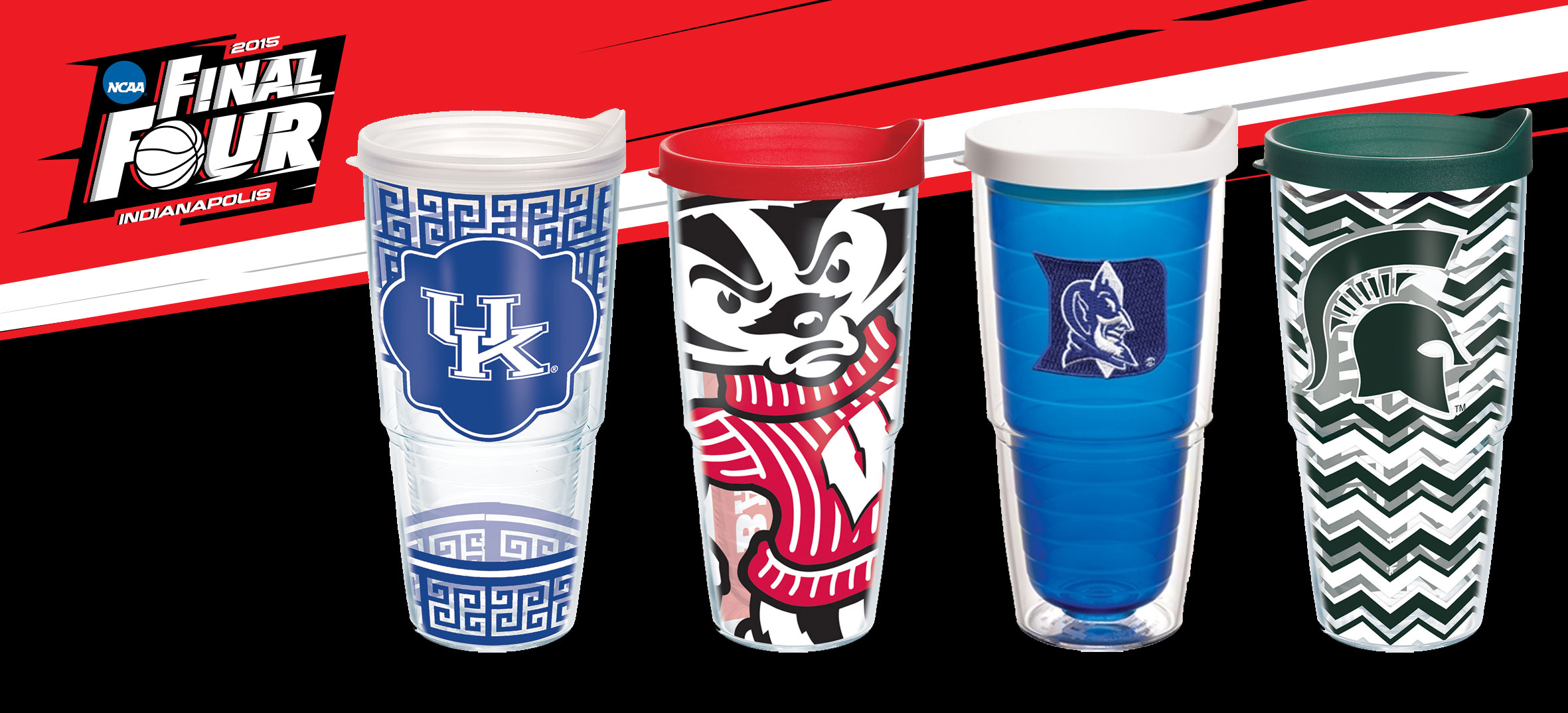 NCAA Final Four 2015 tervis cups
