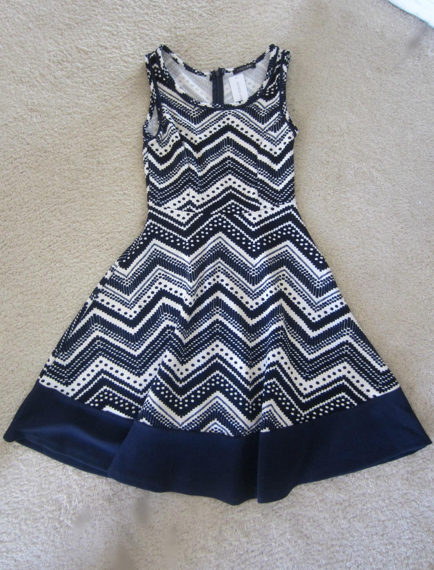 Papermoon Girtha Printed Dress Stitch Fix