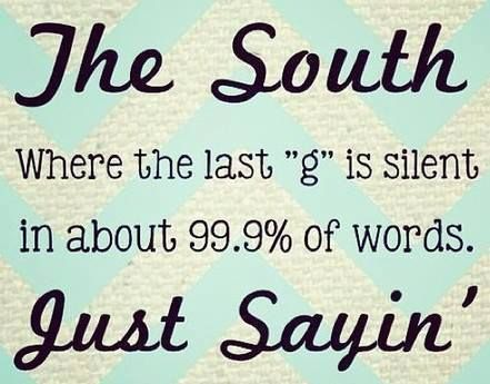 South slang