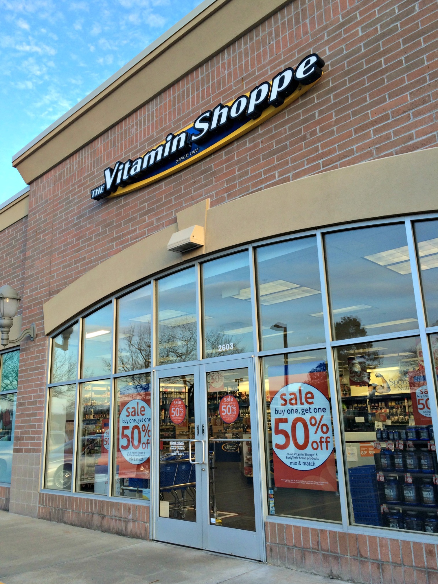 Vitamin Shoppe rochester michigan