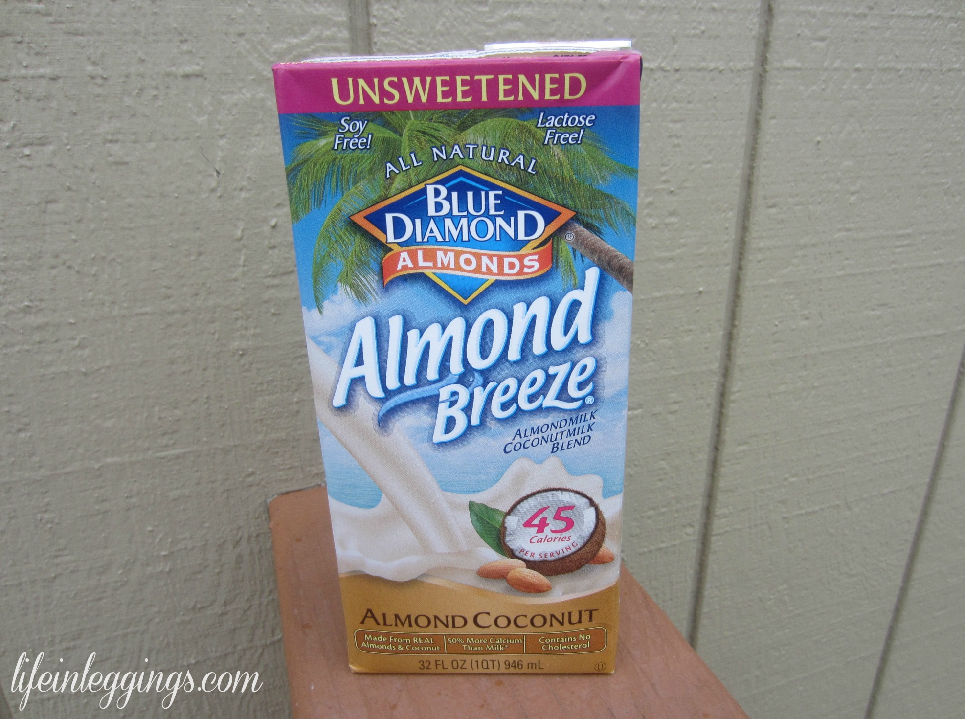 almond breeze almond coconut milk