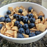 cascadian farms cinnamon crunch cereal with blueberries