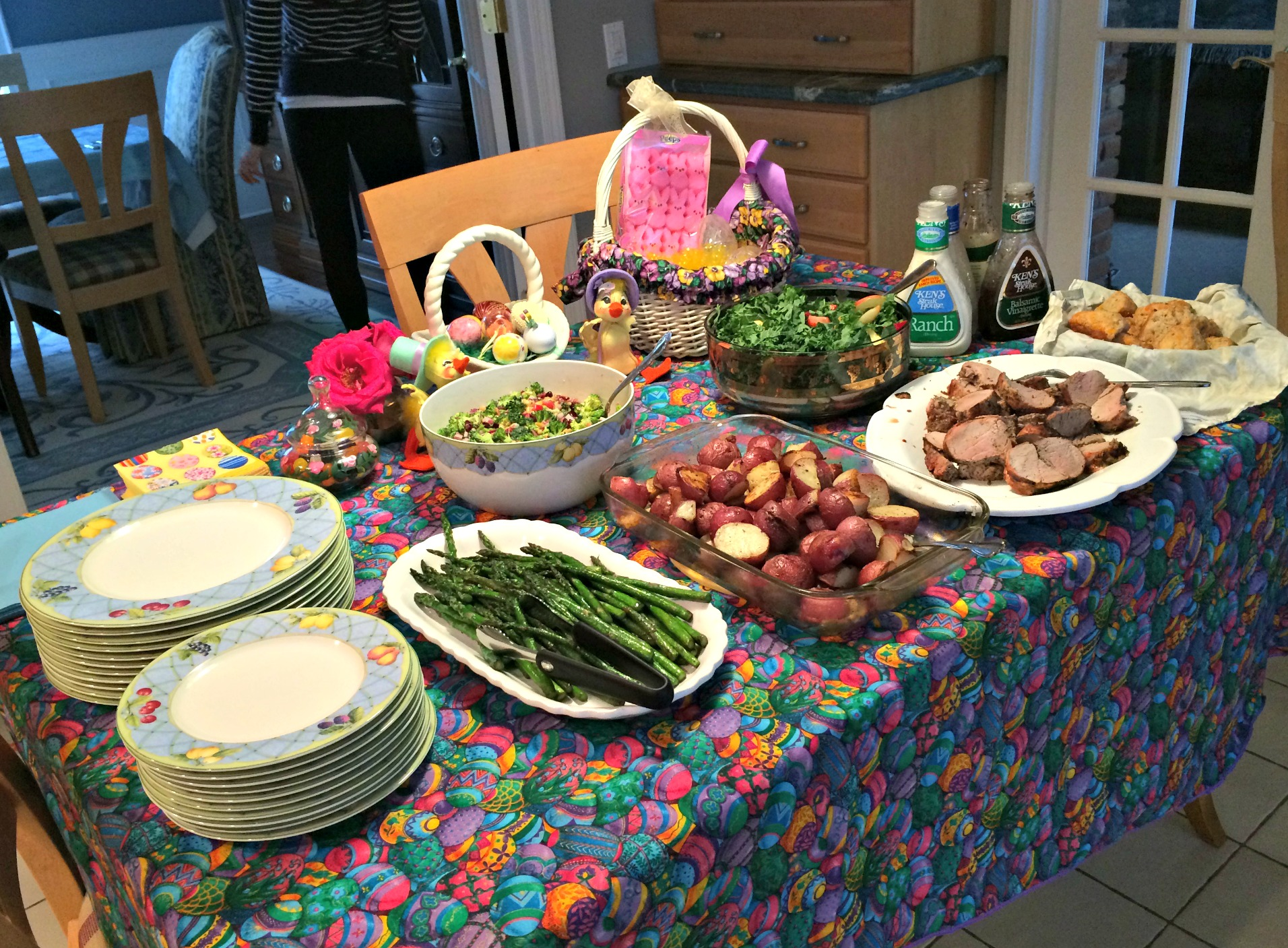 easter sunday dinner