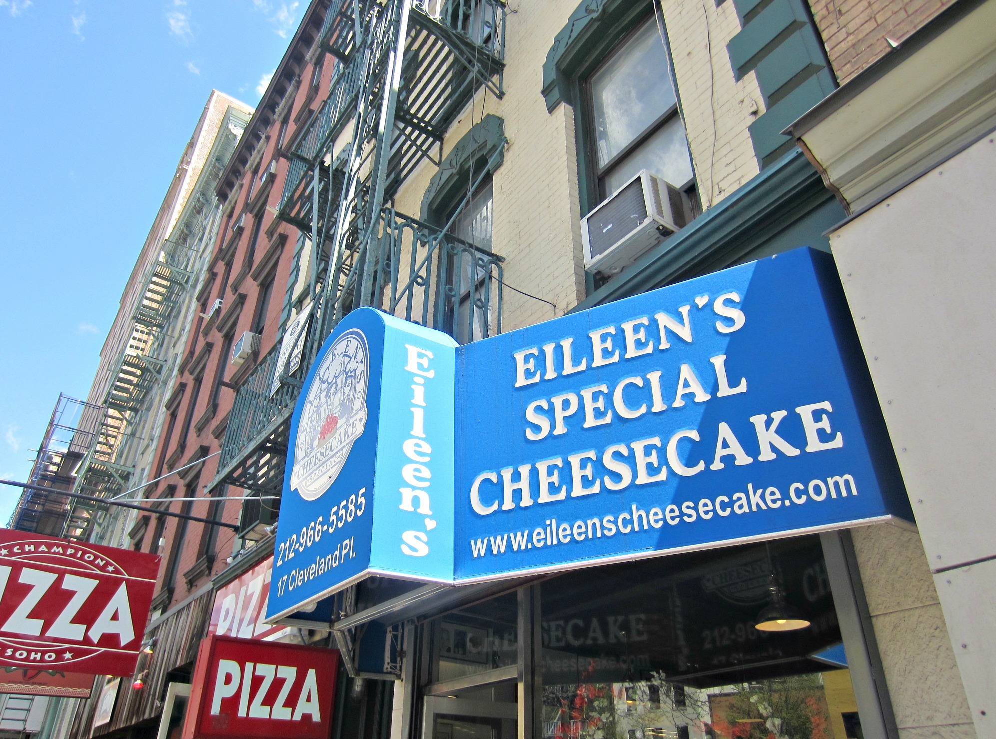 eileen's special cheesecake nyc