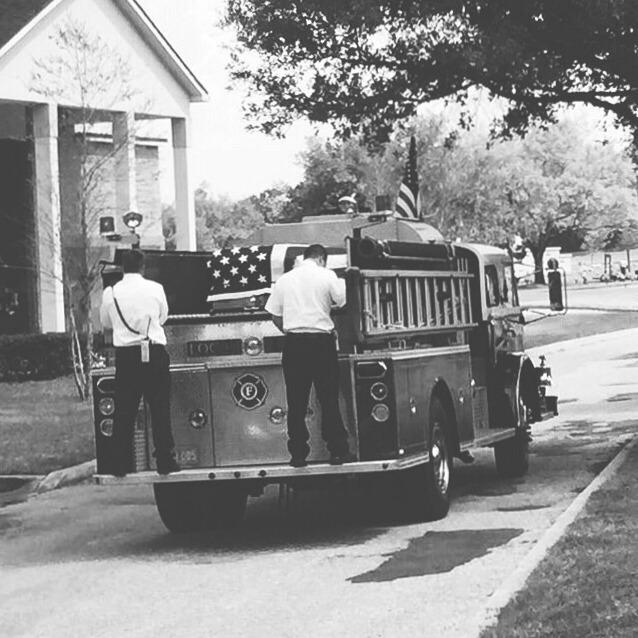 firetruck tribute