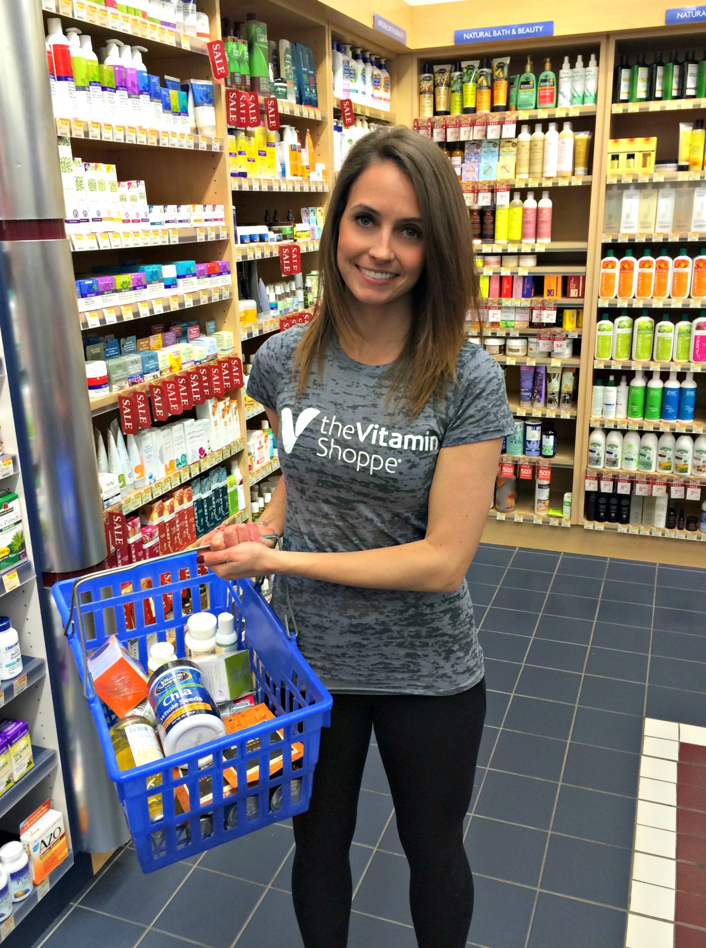 heather hesington vitamin shoppe fitfluential ambassador