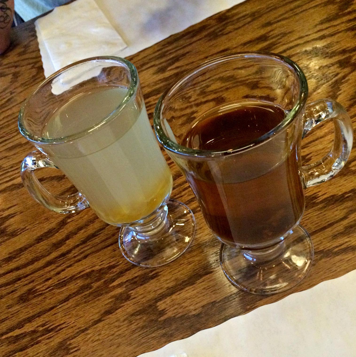korean hot tea
