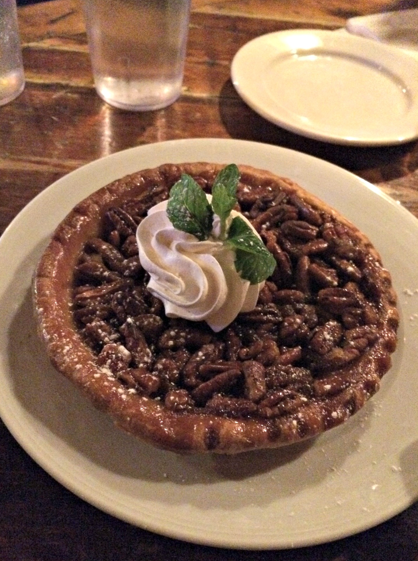 southern hospitality pecan pie
