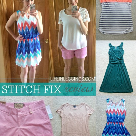 May 2015 Stitch Fix Breakdown Review