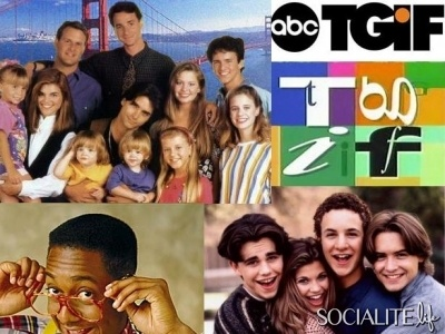 TGIF on ABC in the 90s