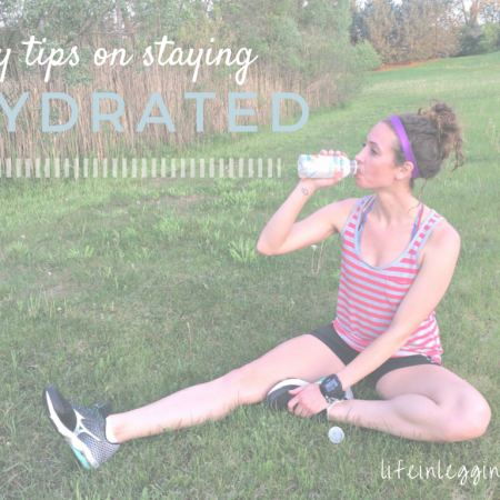 easy tips on staying hydrated