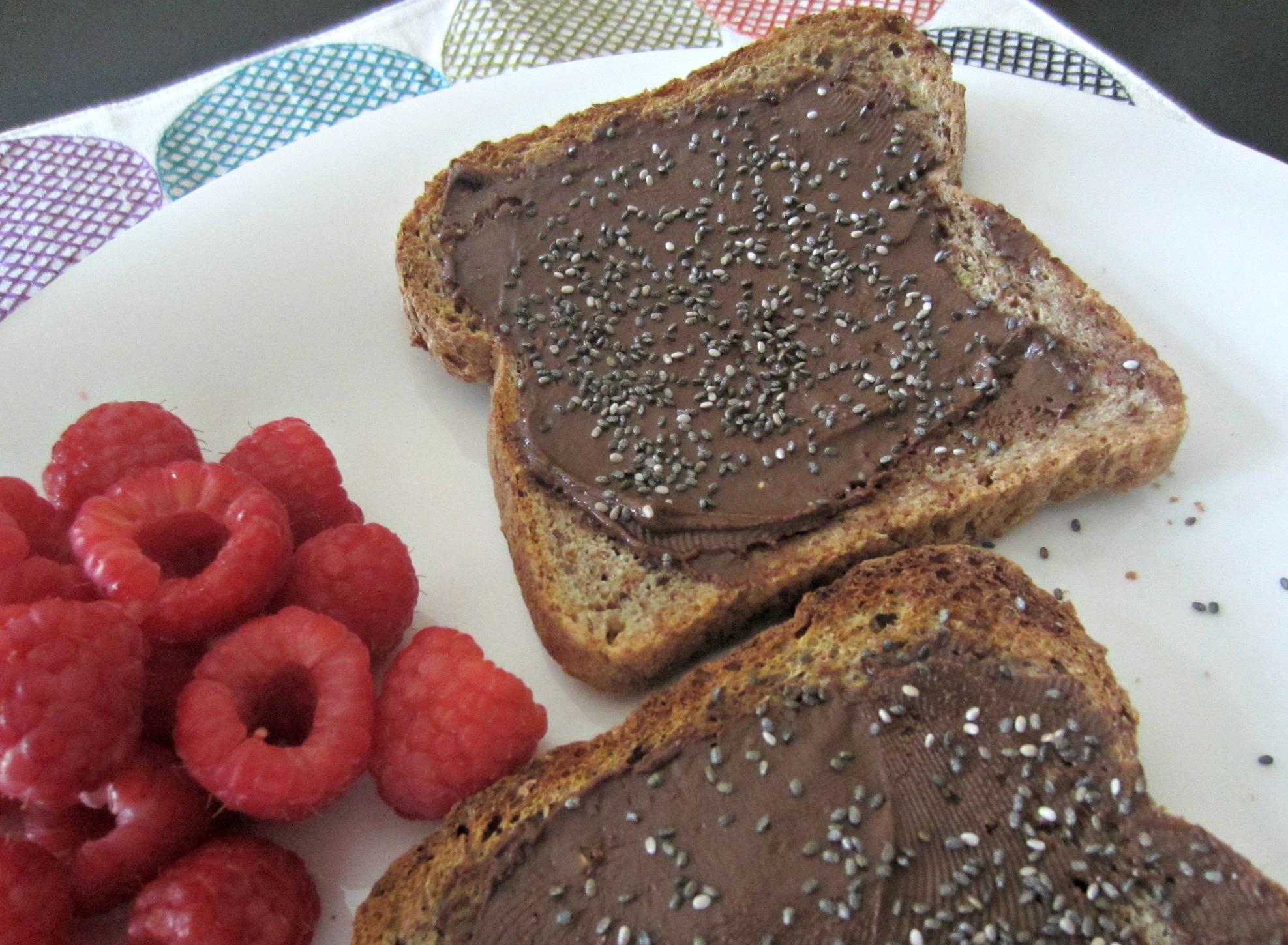ezekiel toast (low gluten)