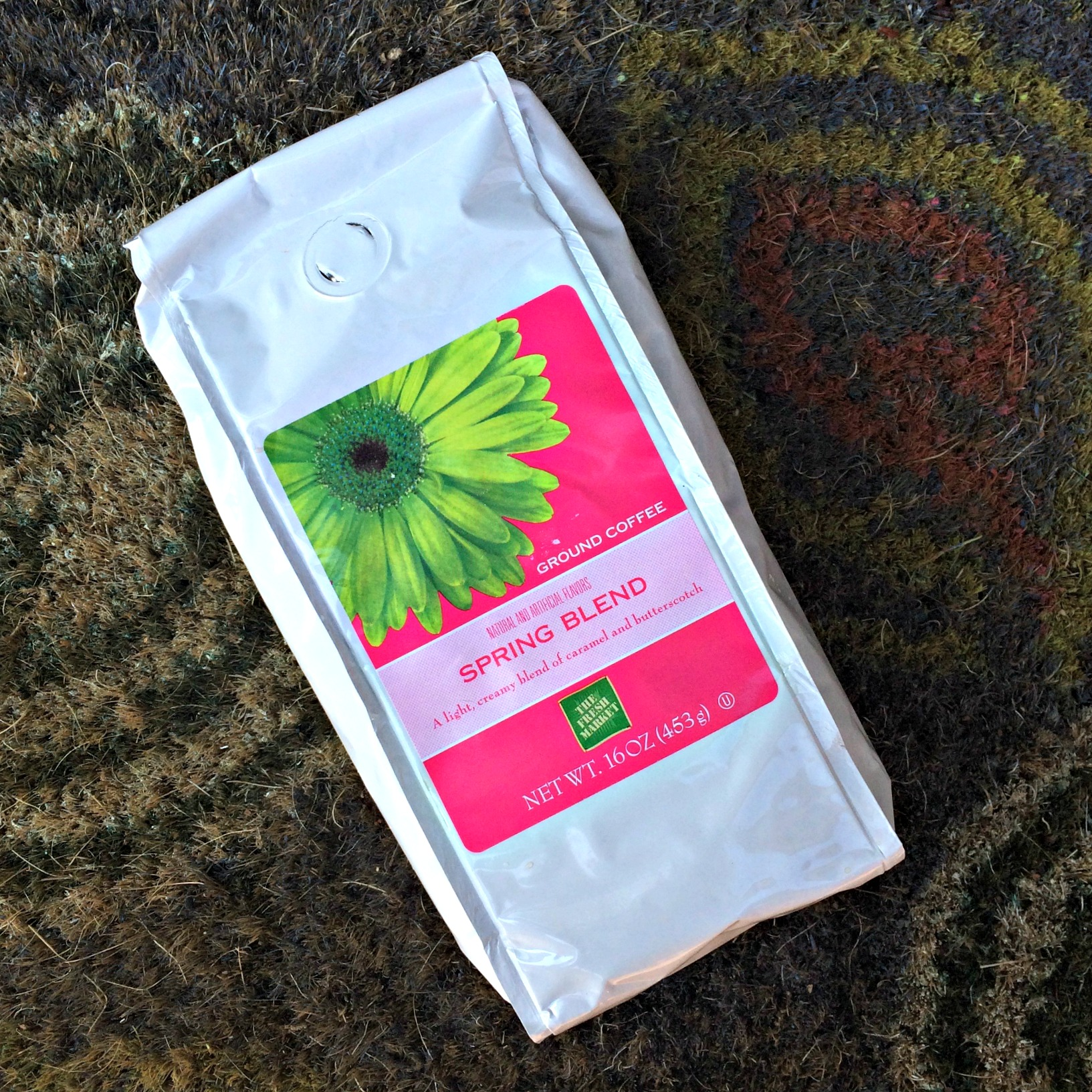 fresh market spring blend coffee