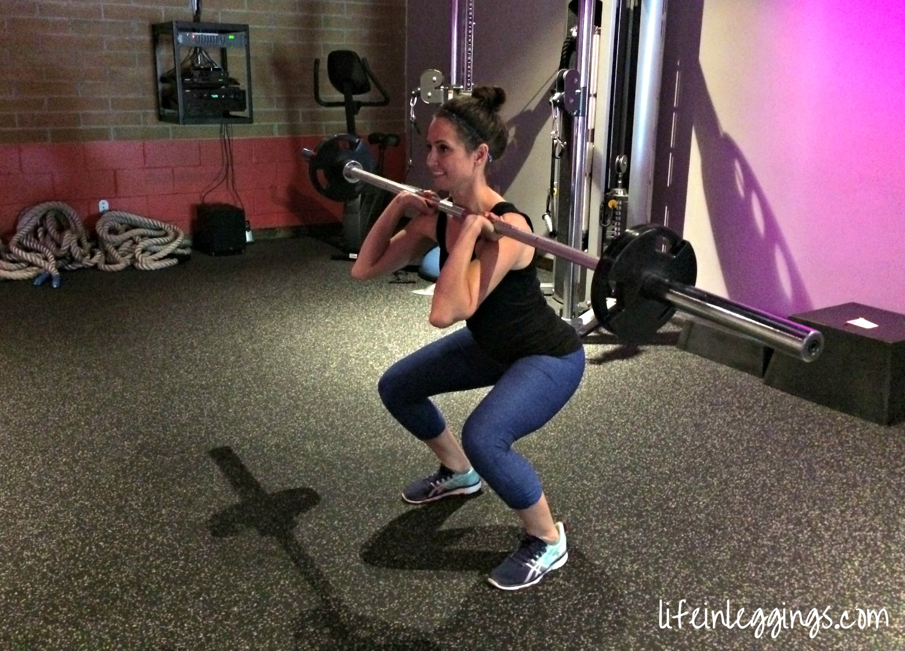 front squat exercise