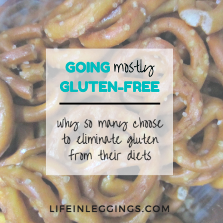going gluten free, why people choose to eliminate gluten from their diets