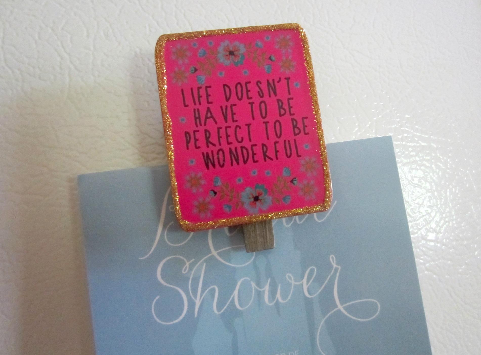 life quote magnet francescas