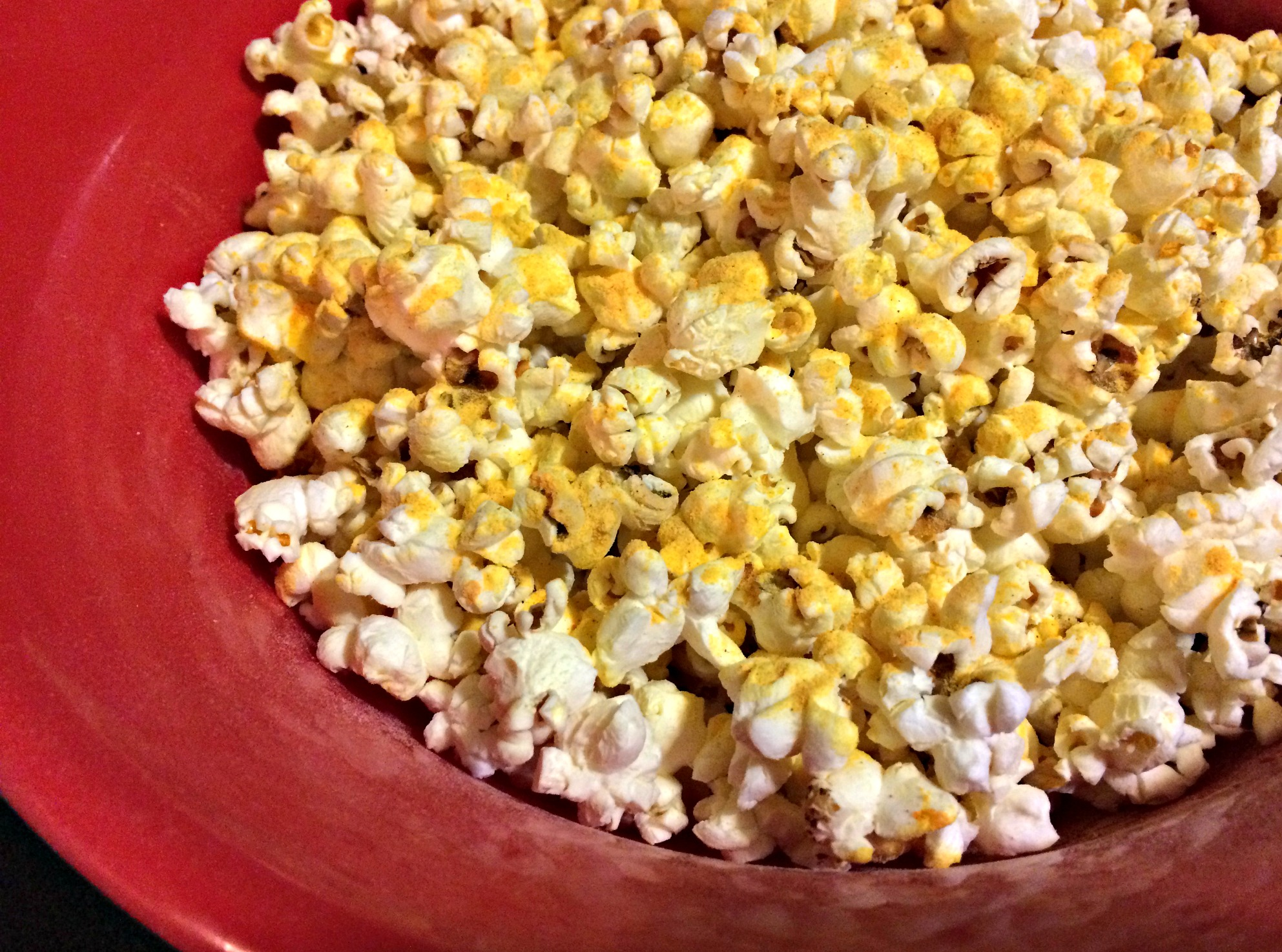 popcorn with seasonings