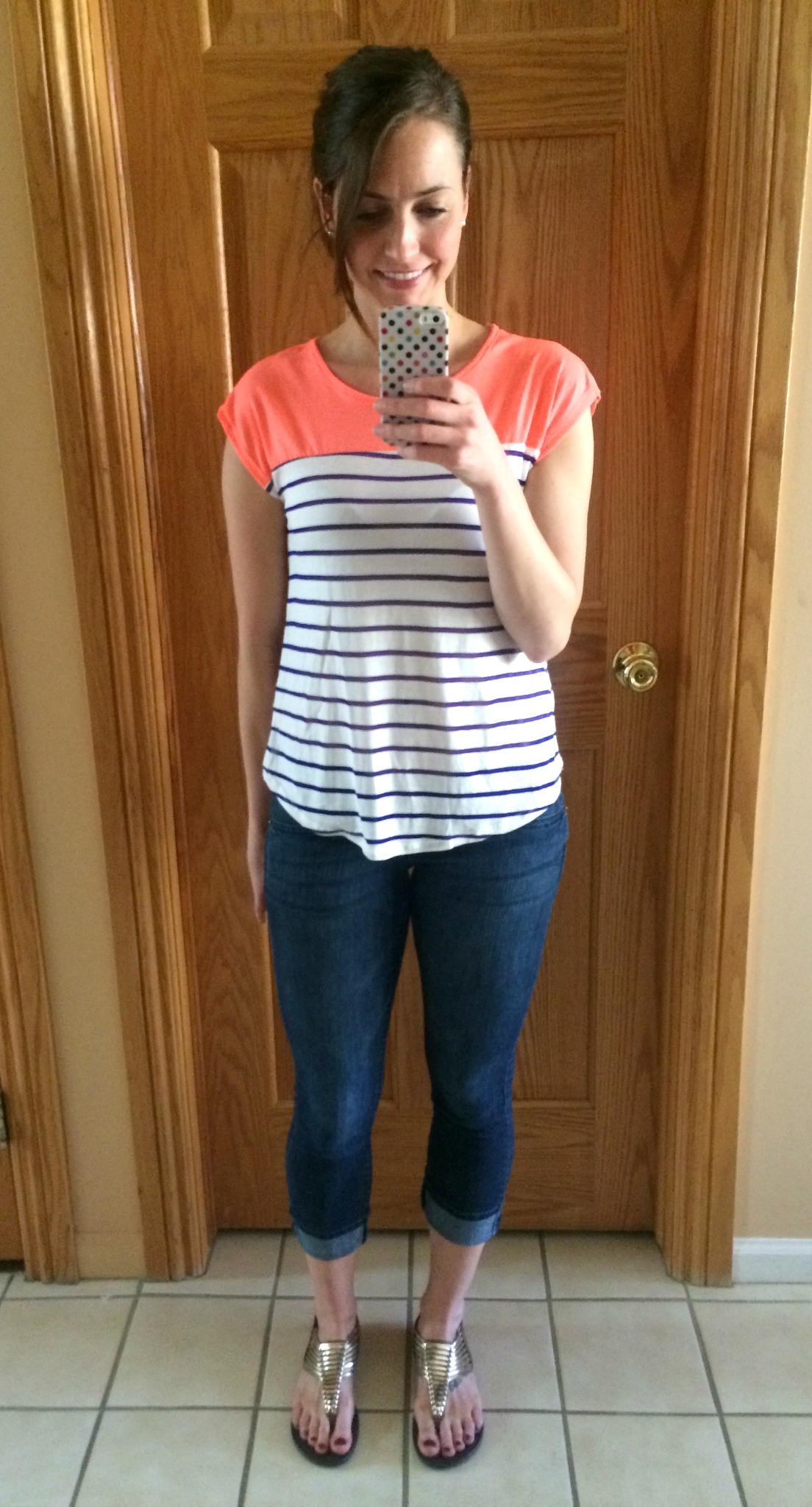 stitch fix papermoon watford knit top