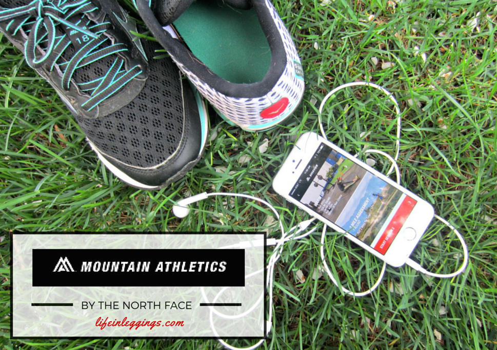the north face mountain athletics app review