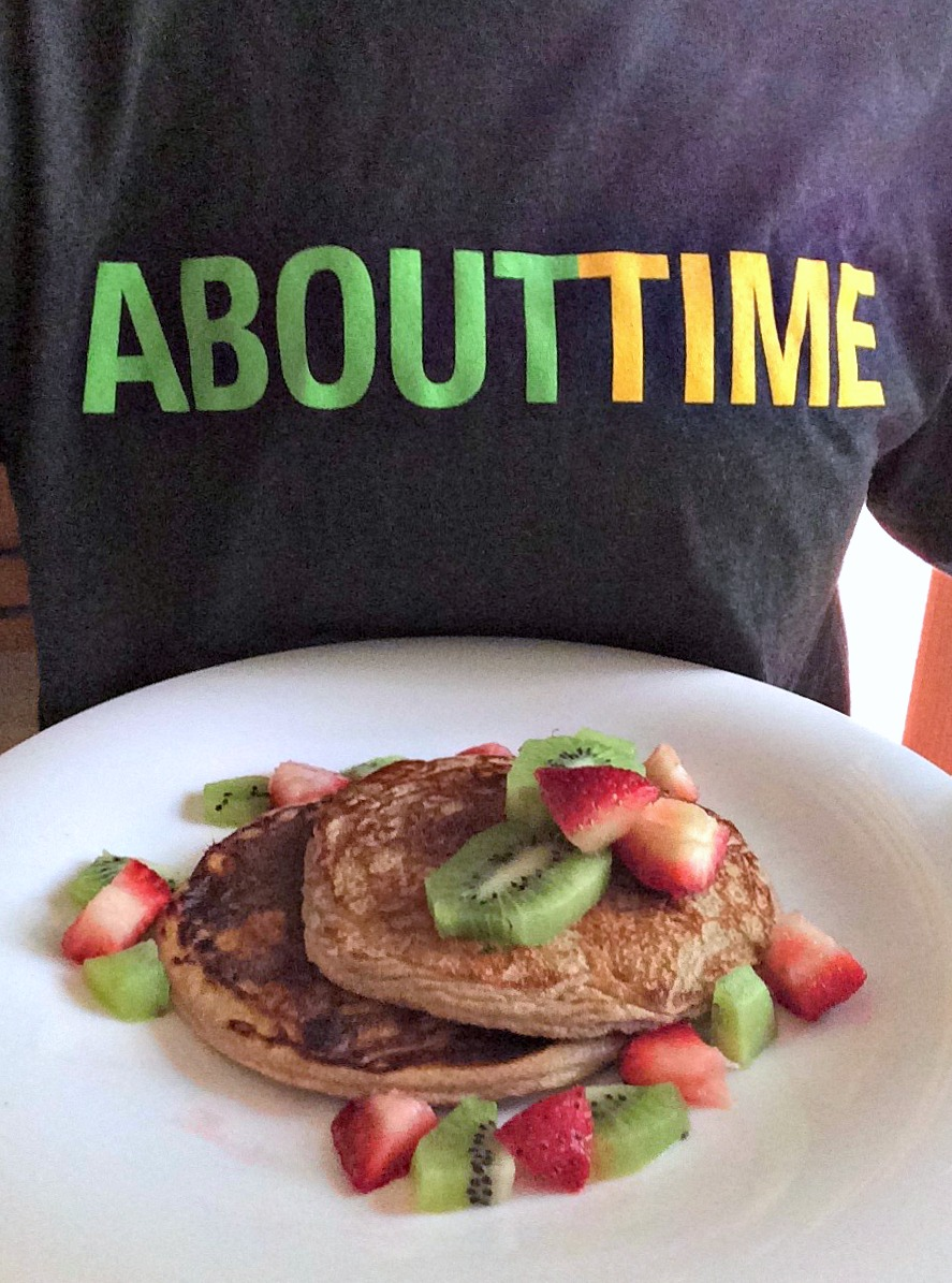 About Time Protein Pancakes review