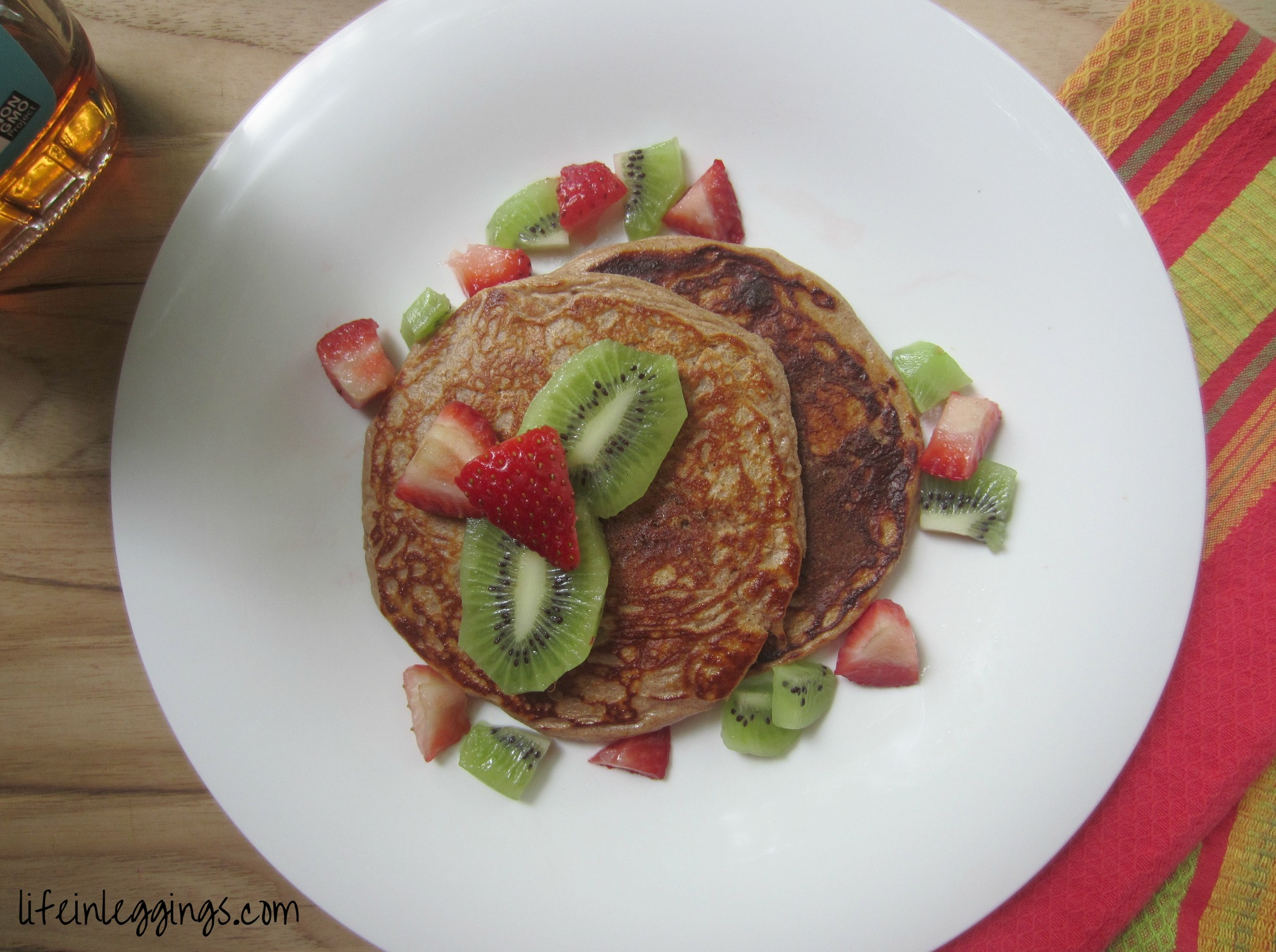 About Time Protein Pancakes