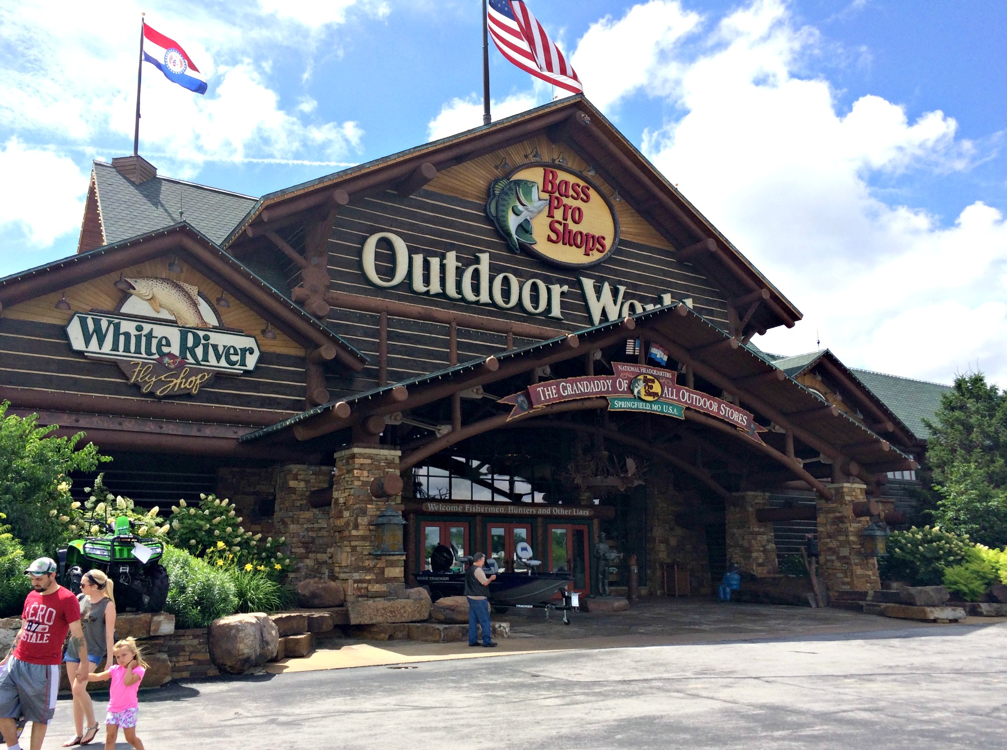 Bass Pro Shops Outdoor World Headquarters