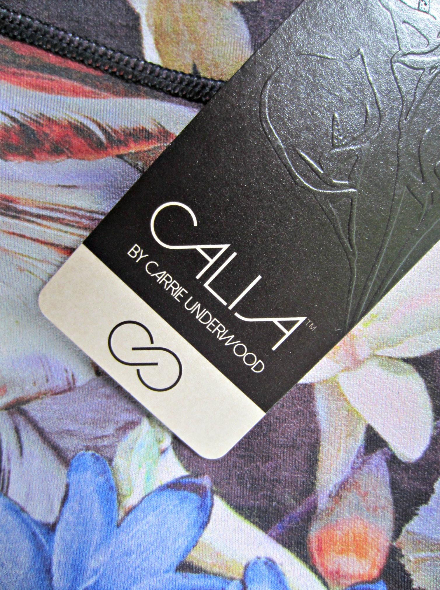 CALIA workout clothing line