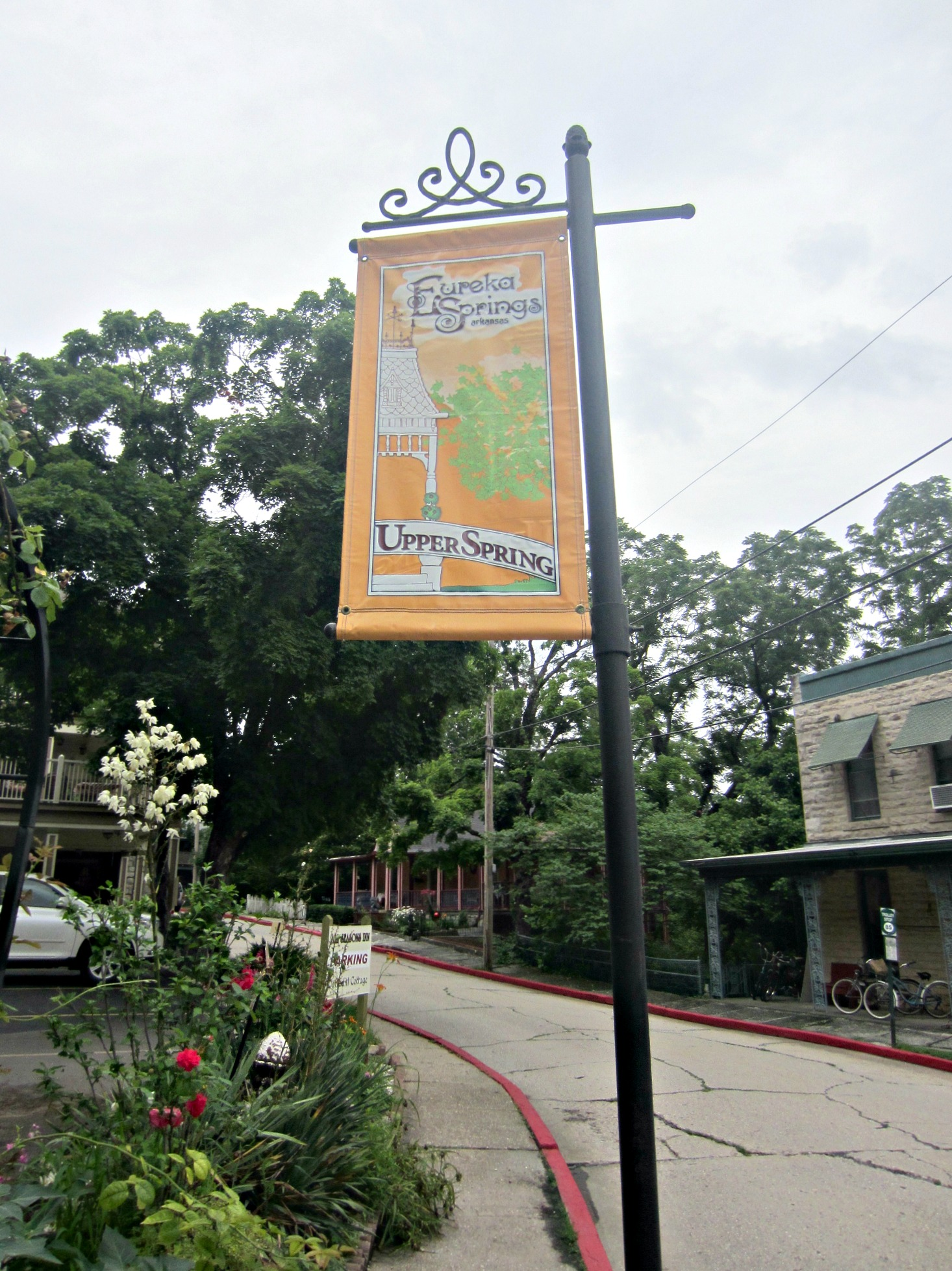 Downtown Historic Eureka Springs