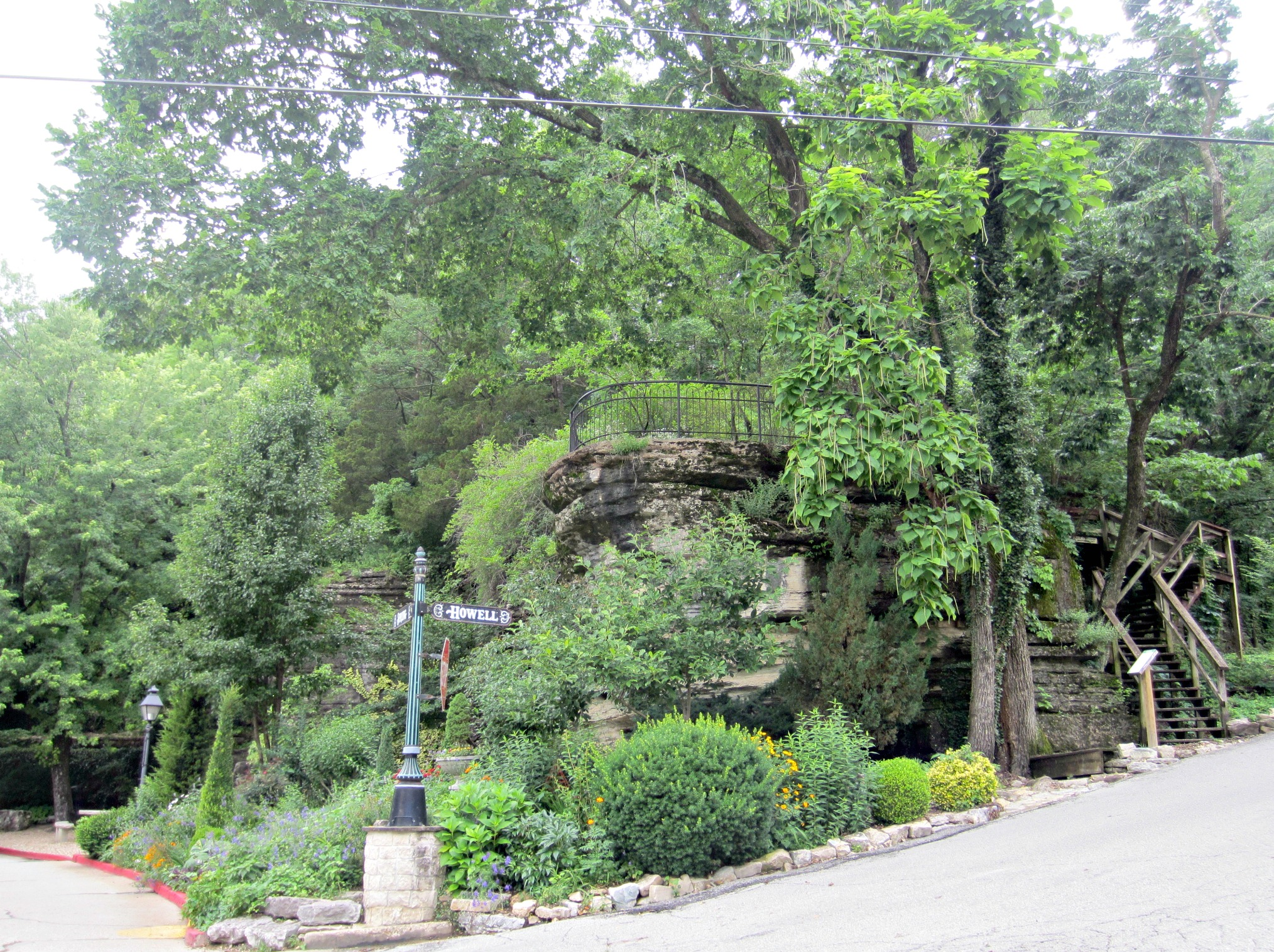 Historic Eureka Springs