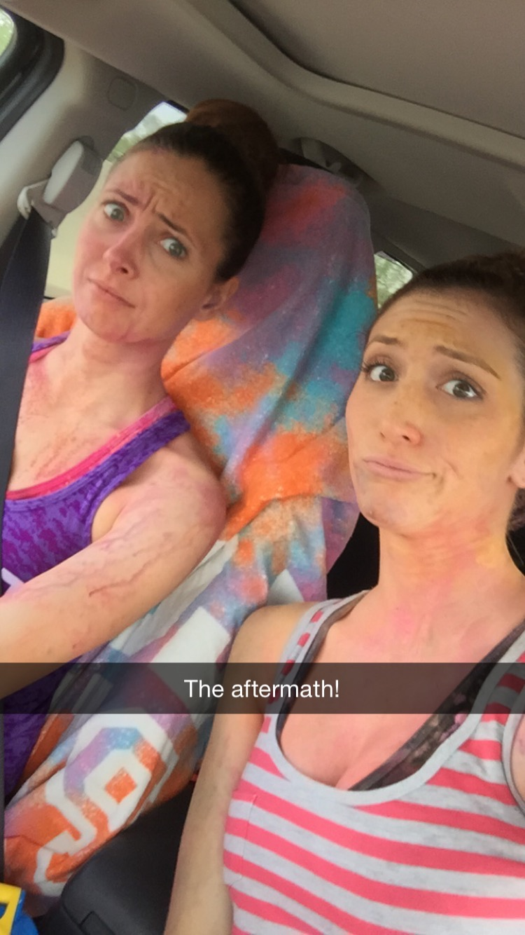 color me rad aftermath