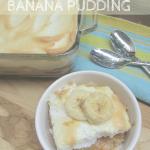 Lightened Up Banana Pudding Recipe