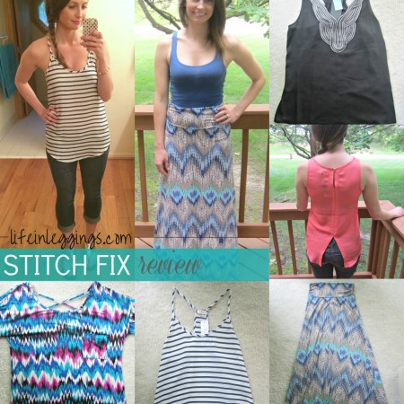 Stitch Fix June Review - Life In Leggings
