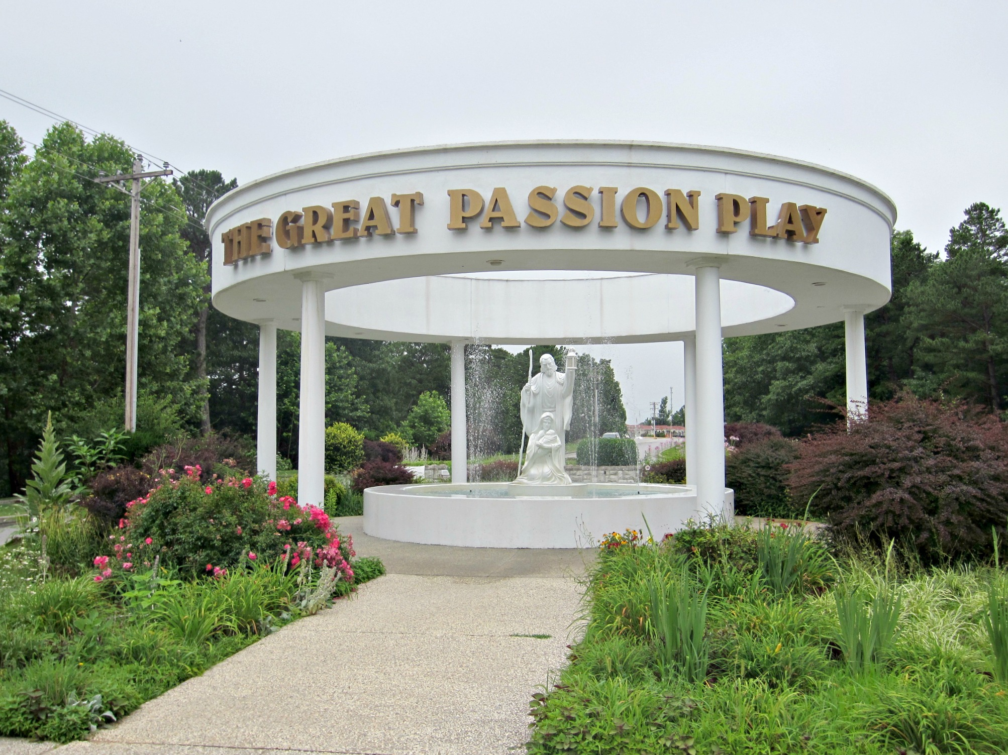 The Great Passion Play - Eureka Springs
