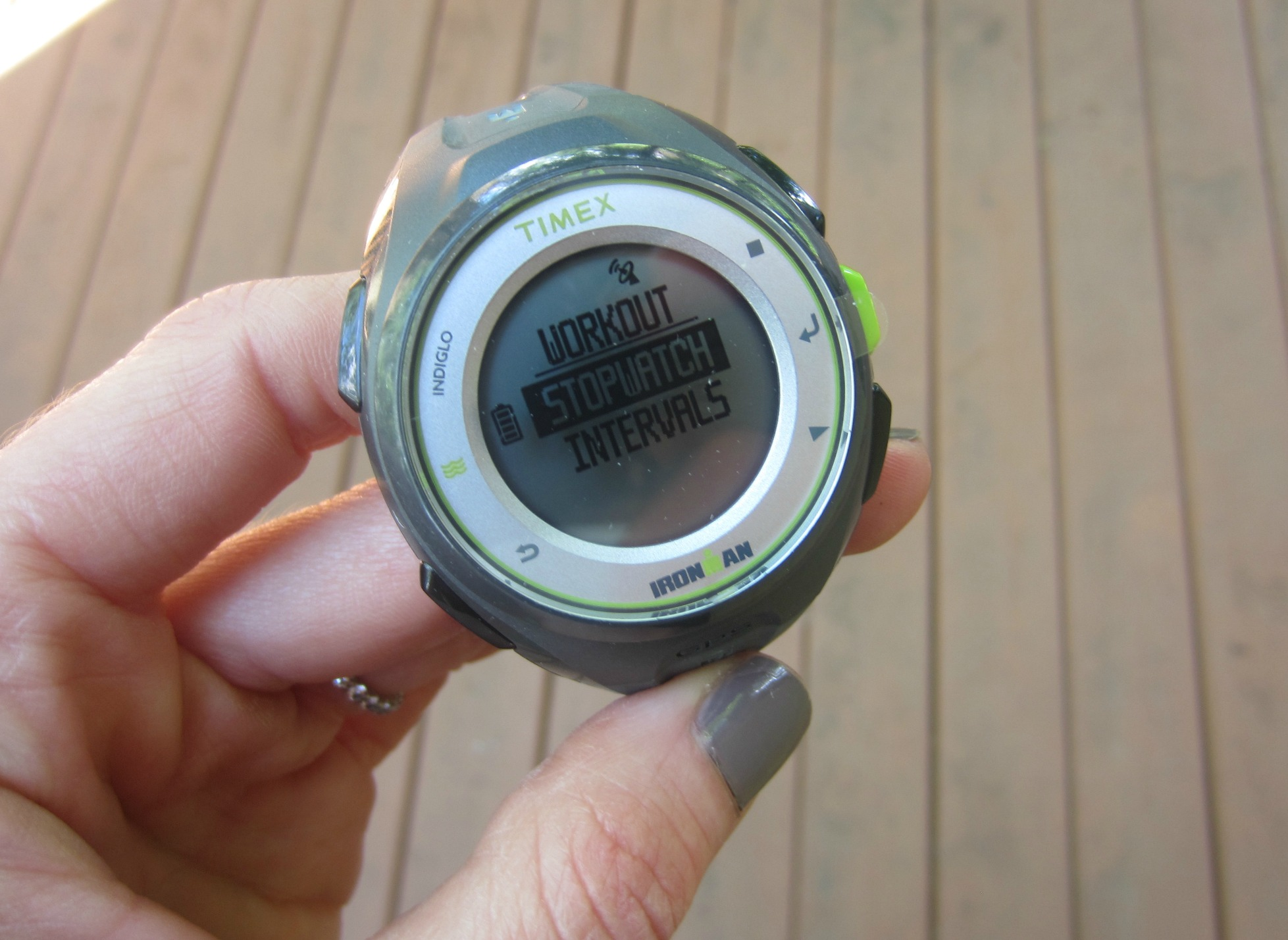Timex Ironman Run x20 GPS giveaway