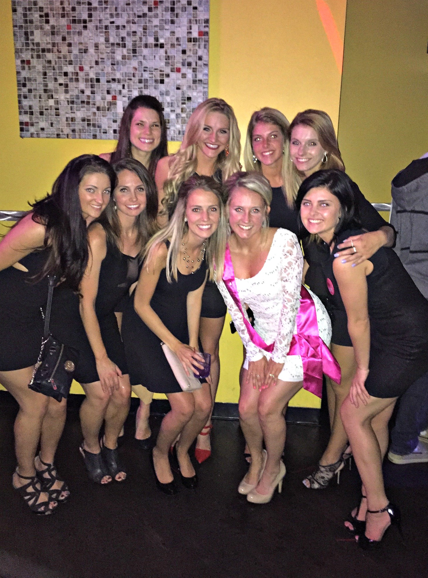 amanda's bachelorette party
