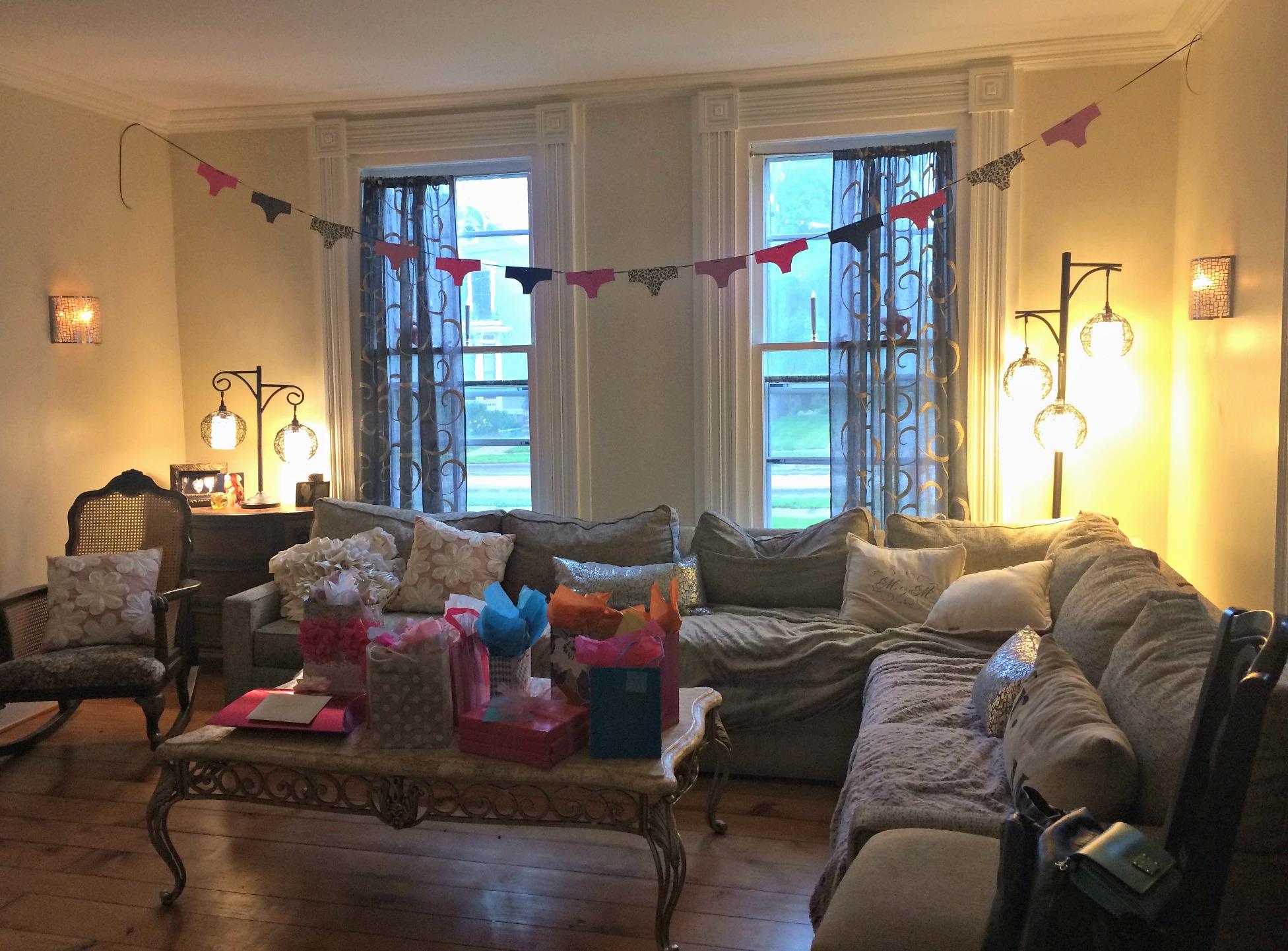 bachelorette party decorations