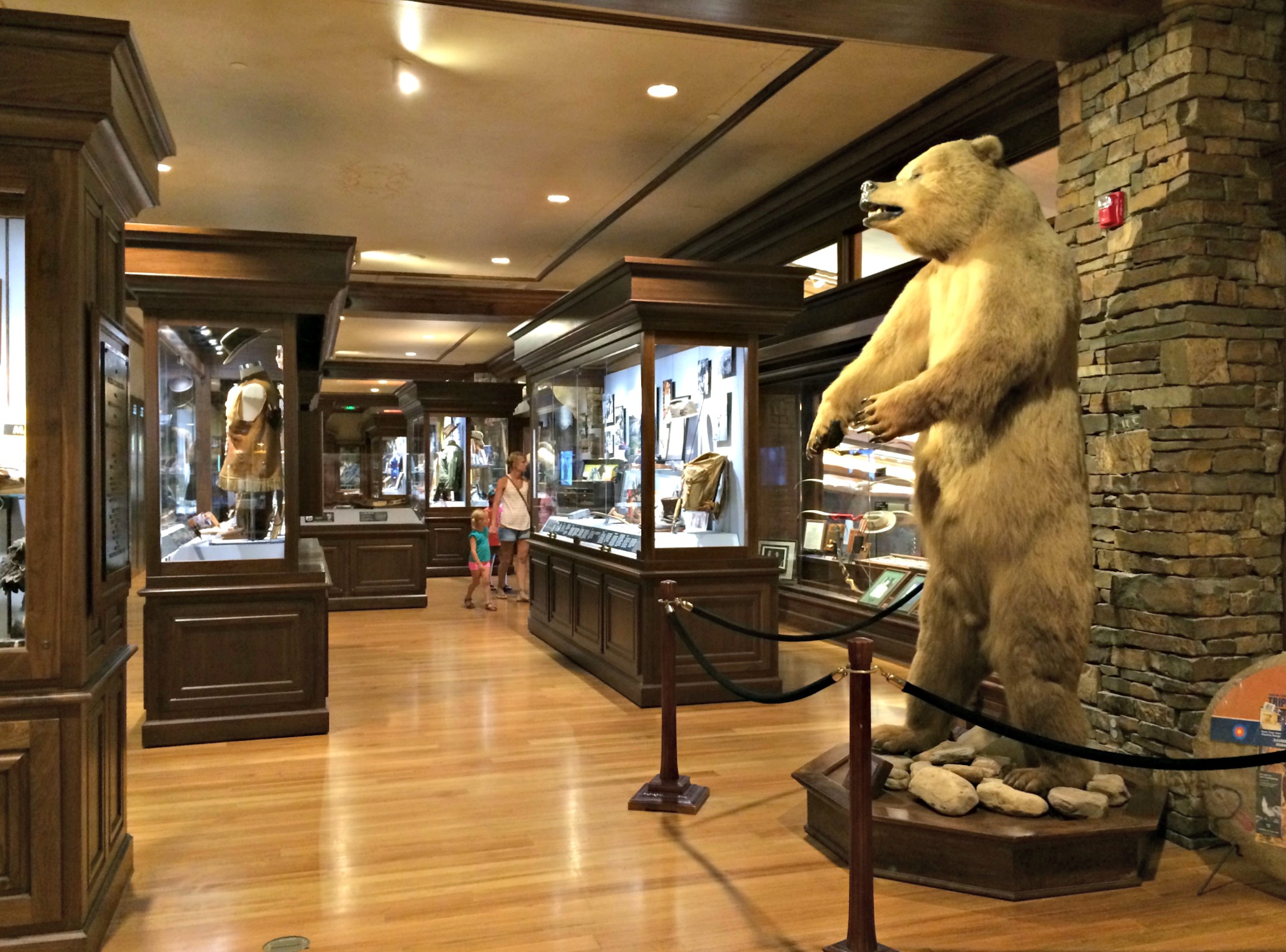 bass pro shops hall of fame museum