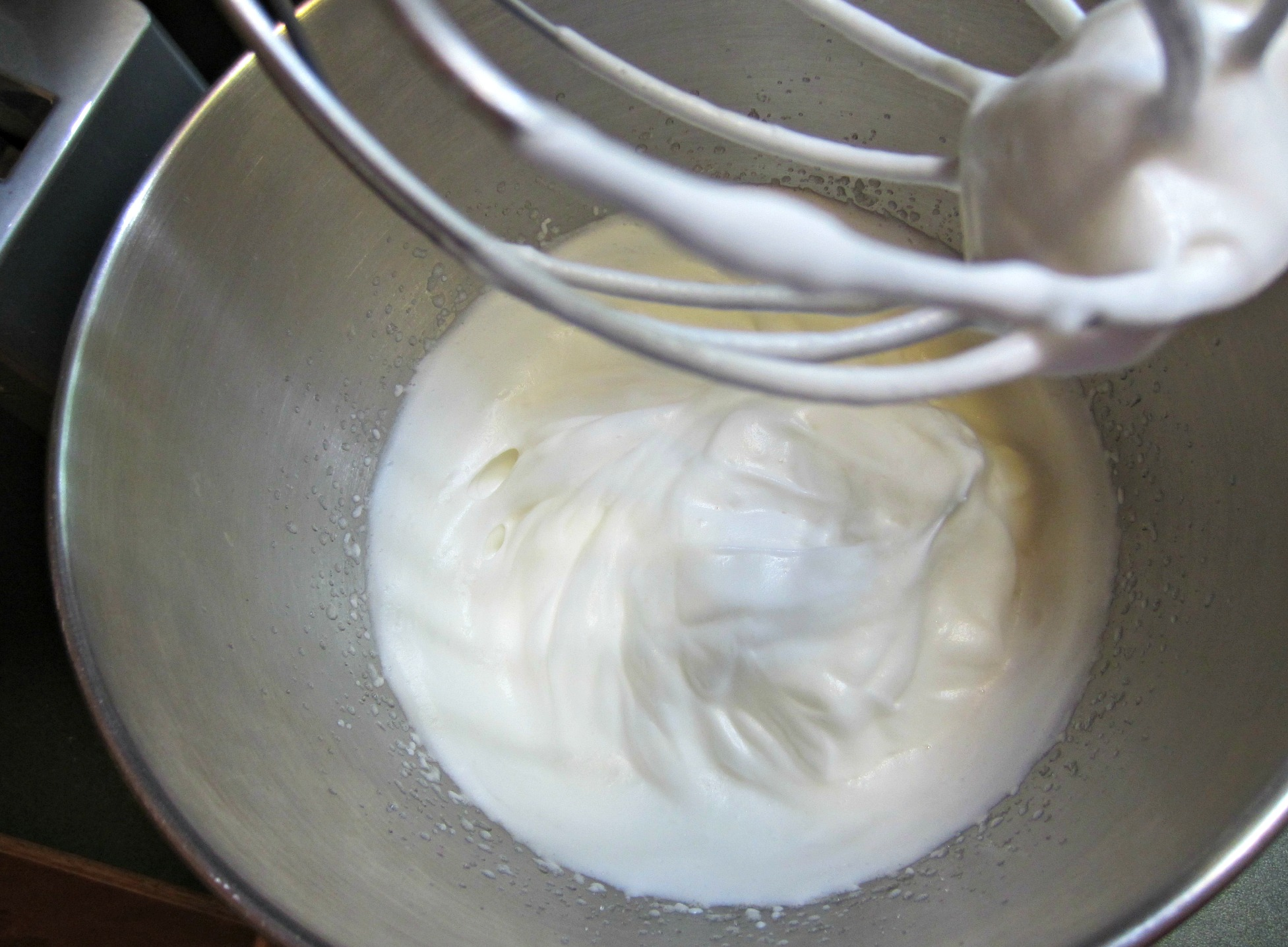 dairy free whipped cream