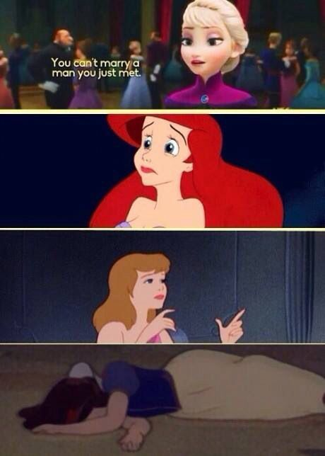 disney princess truth