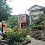downtown eureka springs historic district