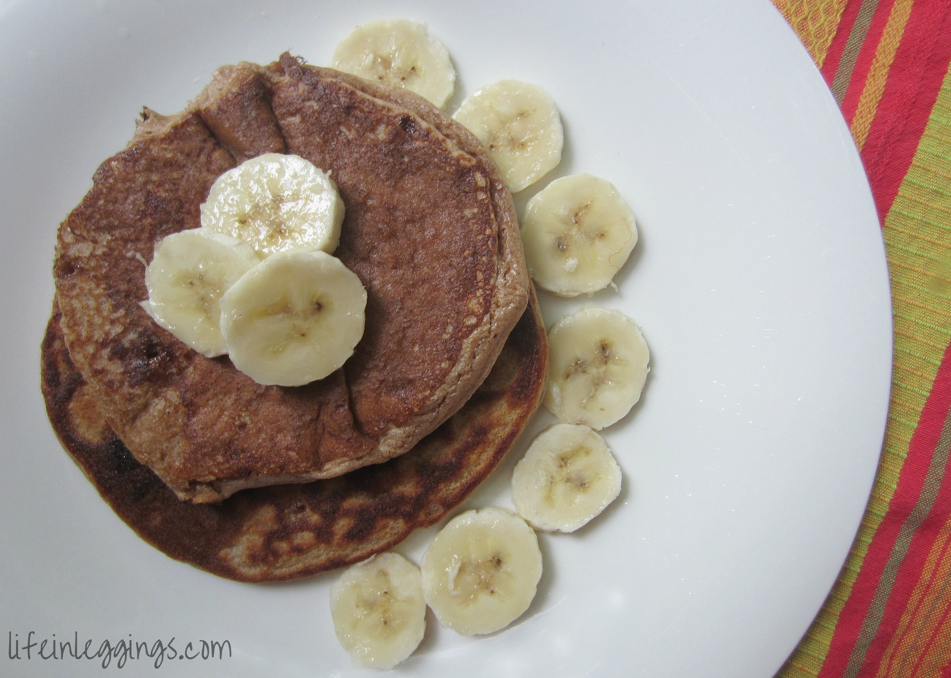 easy protein pancake mix