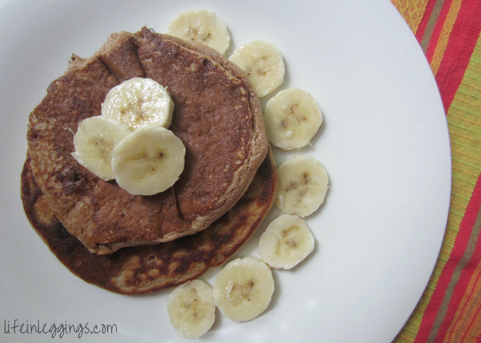 easy protein pancake mix