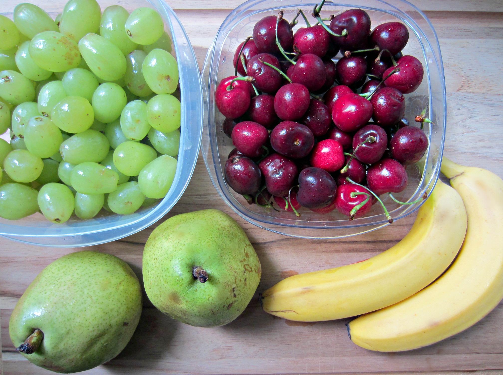 health roadtrip snacks fruit