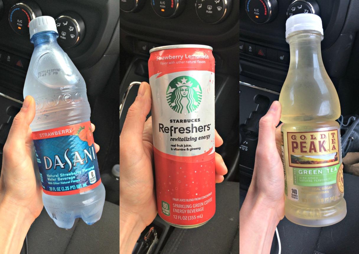 healthier alternatives to soda