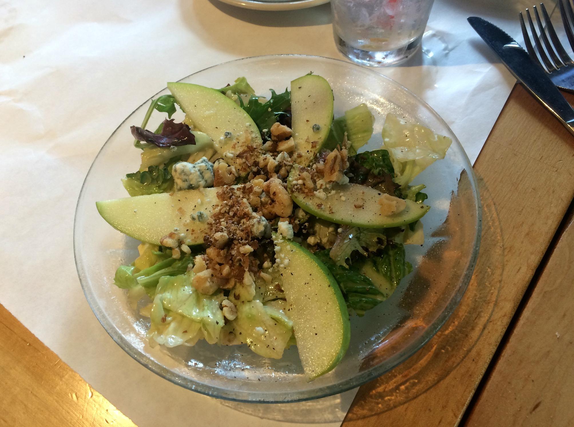 kruse & muer house salad