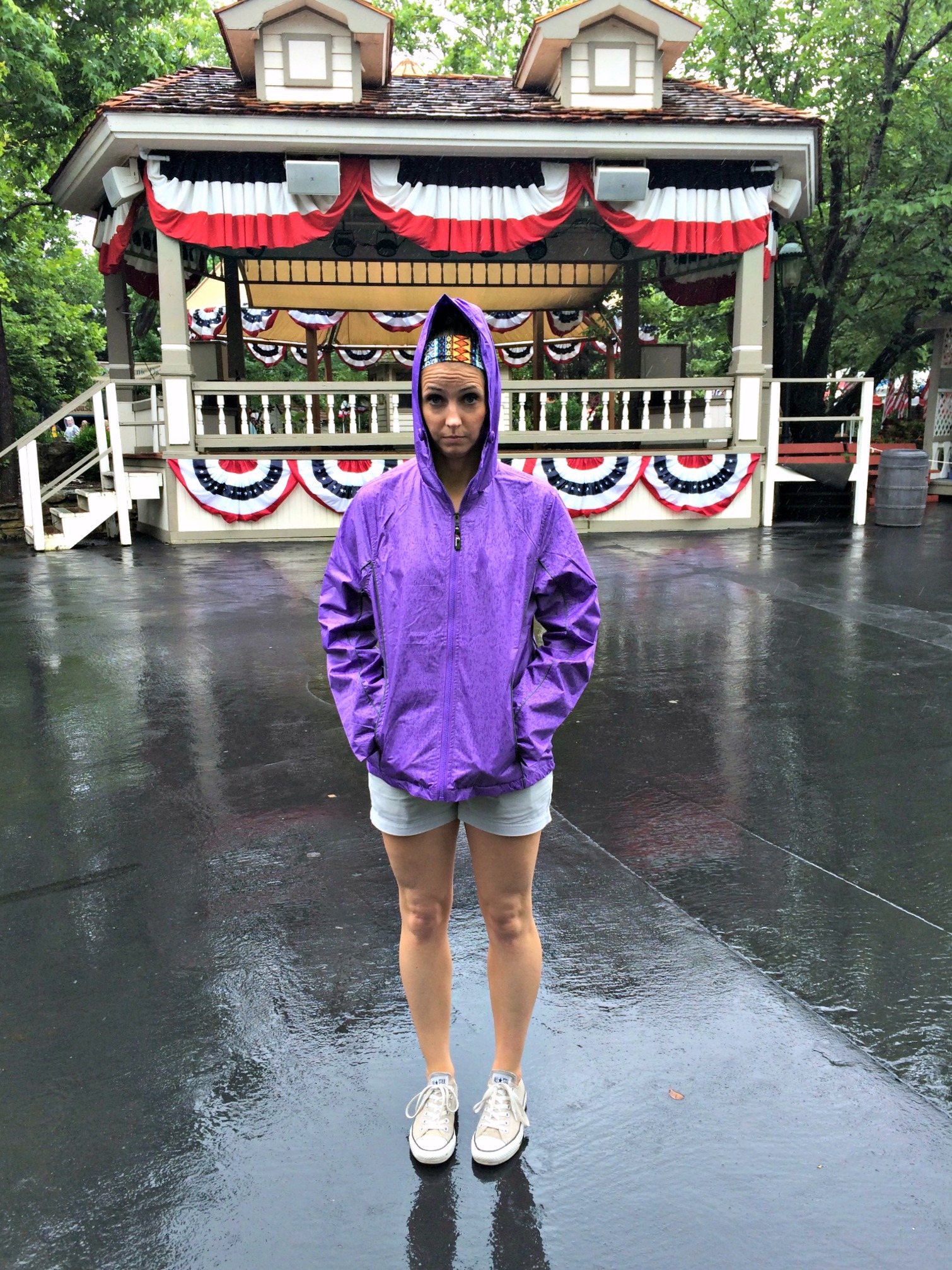 raining at silver dollar city